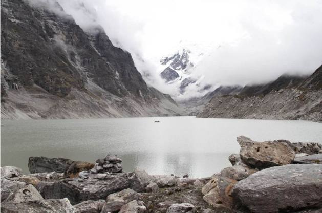 KATHMANDU, Sep 14 (IPS)  - A new report out this week warns that hundreds of glacial lakes in the Himalaya are in danger of bursting because global heating is melting the ice on the world's highest mountains. However, on only two of them have there been mitigation measures to reduce water levels.