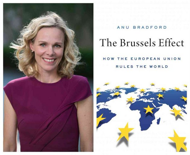 """Anu Bradford, a law professor at Columbia University in New York, belongs to this sector. She is the author of a book that has been considered as the most influential of the decade in the field of international relations and the EU in particular. Its title is The Brussels Effect (Oxford University, 2020), repeatedly reproduced as a term that is destined to be enthroned in the permanent vocabulary of the EU. The central thesis is that the EU, despite its lack of """"hard power"""", has achieved not only its survival, but a position of preeminence in the world theater."""