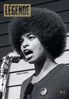 Angela Davis Legende - French Editor Pays Tribute to Civil Rights Icon Angela Davis