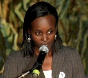 Jacqueline Murekatete. Courtesy: Genocide Survivors Foundation (GSF)