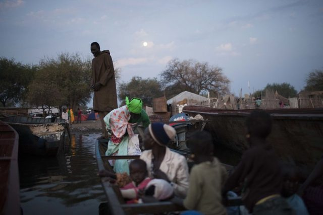 More than four million South Sudanese have been displaced across the region and within their own country in one of Africa's largest displacement crises (file photo). Credit: Mackenzie Knowles-Coursin/IPS