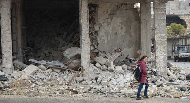 In Syria, a Decade of Death, Destruction, Displacement, Disease, Dread & Despair