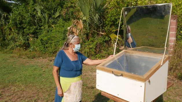 Recipes with a Taste of Sustainable Development on the Coast of El Salvador
