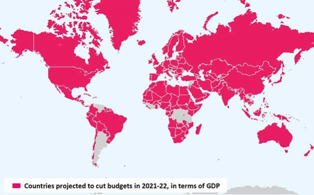 Global Austerity Alert: Looming Budget Cuts in 2021-25 and Alternatives