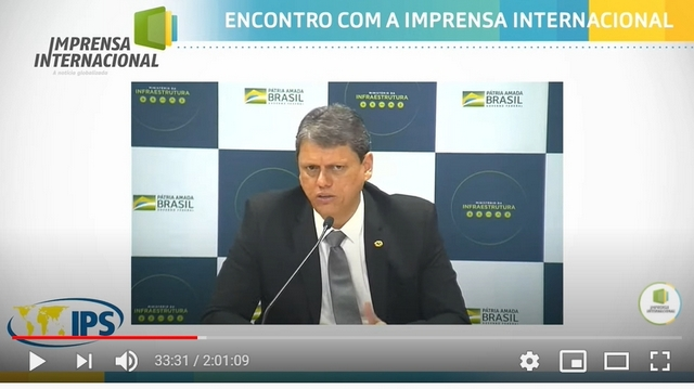 a 1 - Infrastructure Expands in Brazil Despite Crises