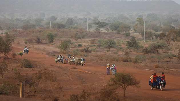 burkina faso 1  - Death toll of Burkina Faso Attack Reaches 160